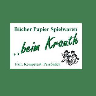beim Krauth : Logo. Buch Papier Spielwaren Fachgeschäft in Bad Hofgastein