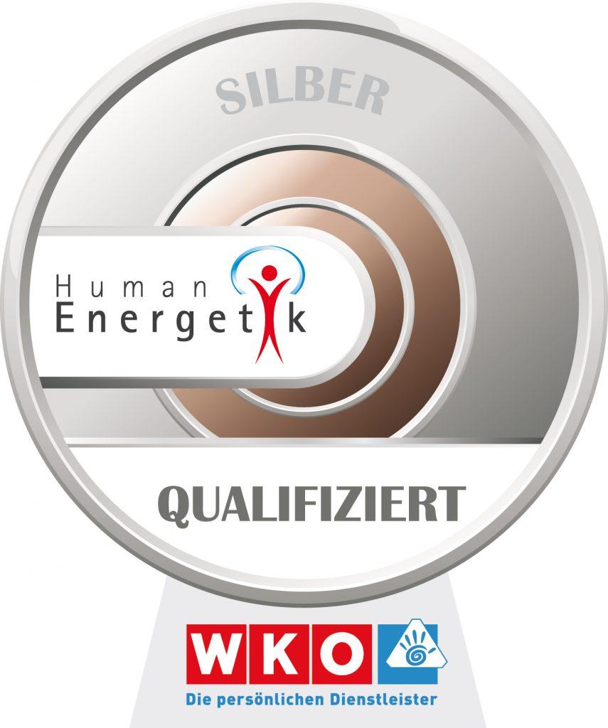 Claudia Szedlarik - Ad salutem - Qualitätssicherung Energetiker WKO Silbernes Abzeichen